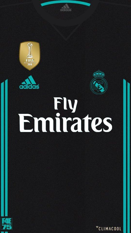 Real Madrid away kit 2017-2018 #futbolrealmadrid #soccerkits