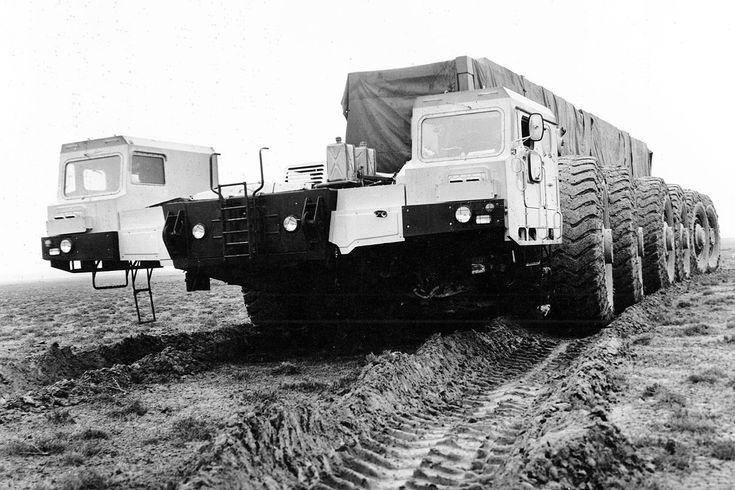 Белорусские богатыри: армейские тяжеловозы МАЗ   5koleso.ru Самый секретный прототип военных машин, МАЗ-7904, существовал в единственном экземпляре