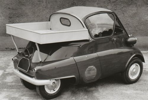 1957-1960 | BMW Isetta 300 | Factory Built Pick-Up