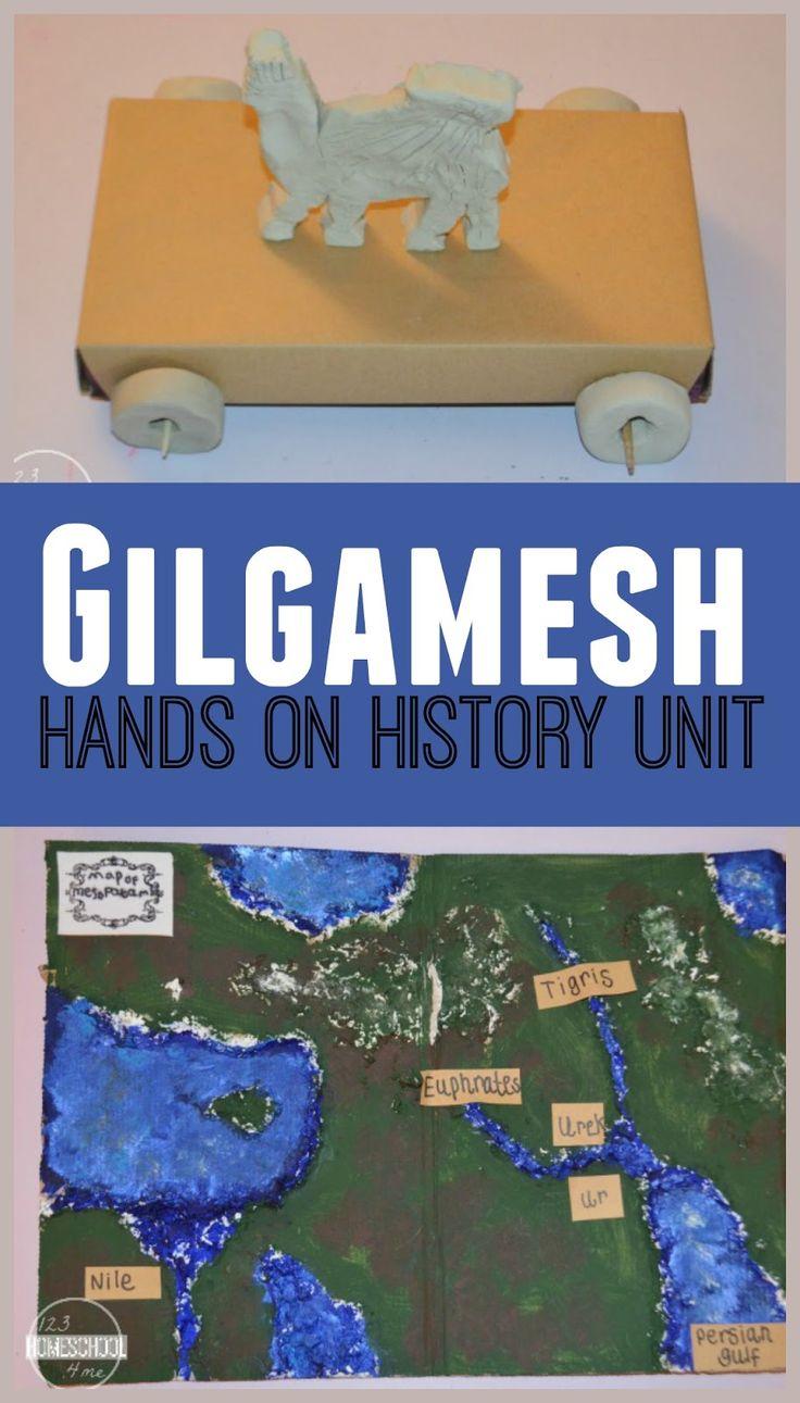 Gilgamesh Hands on history unit for