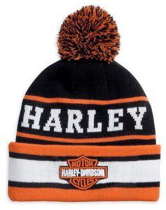 Harley Davidson wool hats