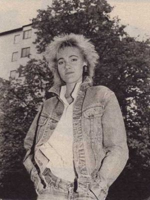 Picture of Marie Fredriksson