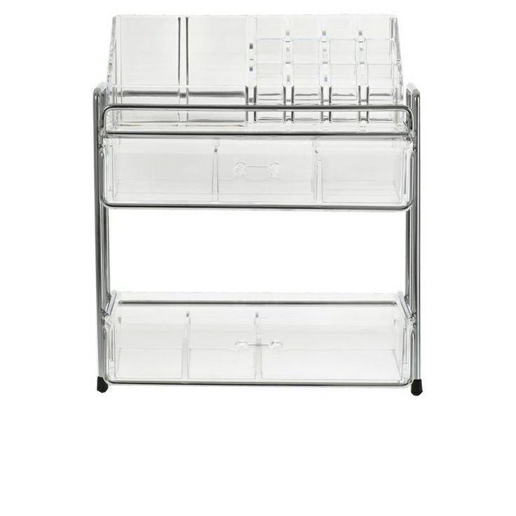 Danielle Creations Multi Level Organizer Wire Rack With 2