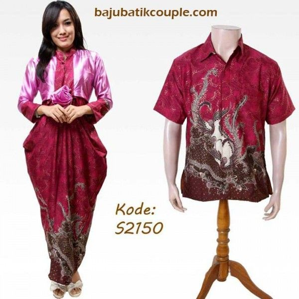 "batik couple wow"" | Batik couple/sarimbit | Pinterest"