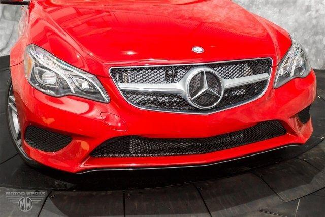 2016 Mercedes-Benz E-Class E400 Coupe 4MATIC - $66,900