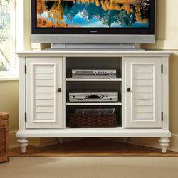 Home Styles Bermuda Corner Tv Cabinet