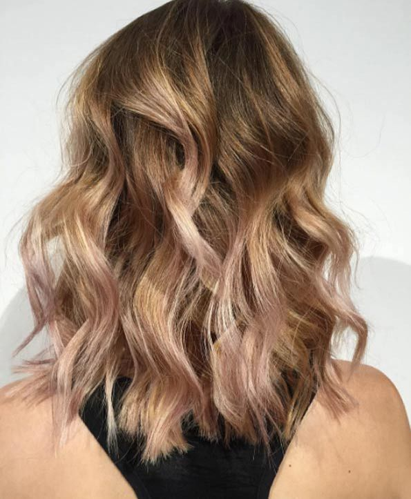 The 25 best lilac highlights ideas on pinterest peekaboo 60 stunning hair highlight ideas youll want to steal pmusecretfo Images