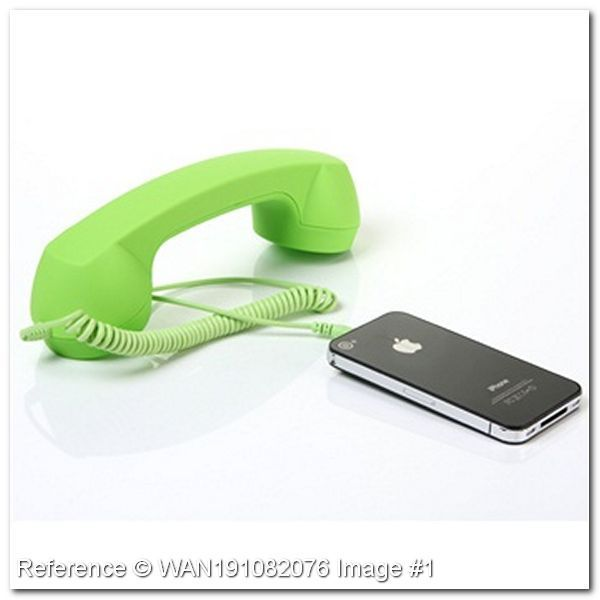 20.95 EUR | helloiPad.com - Teléfono celular HG176PA Auricular Retro para iPhone 4G Verde). Gadgets iPhone 4/4S - Gadgets y Apple World
