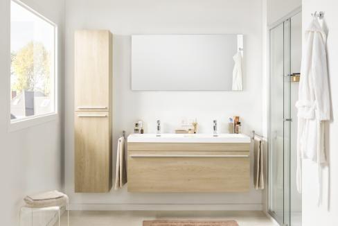 (144)   Bèta meubelset 100 cm  - X2O De voordeligste badkamer specialist