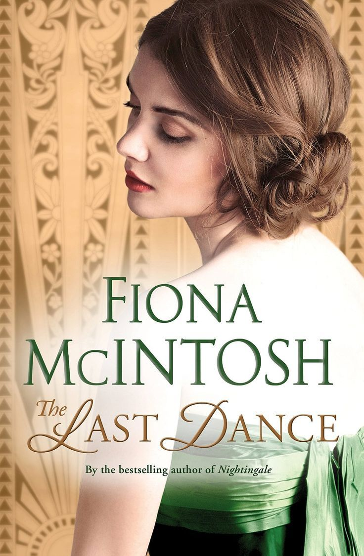 Fiona Mcintosh  The Last Dance