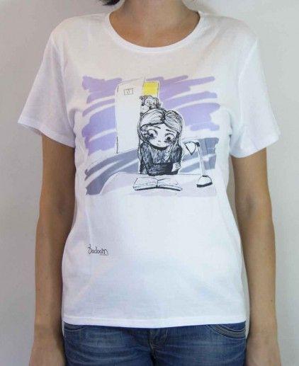 CAMISETA CELLA http://www.badoom.es/tienda/camisetas/