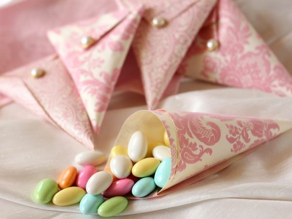 How To Make Jordan Almond Wedding Favors