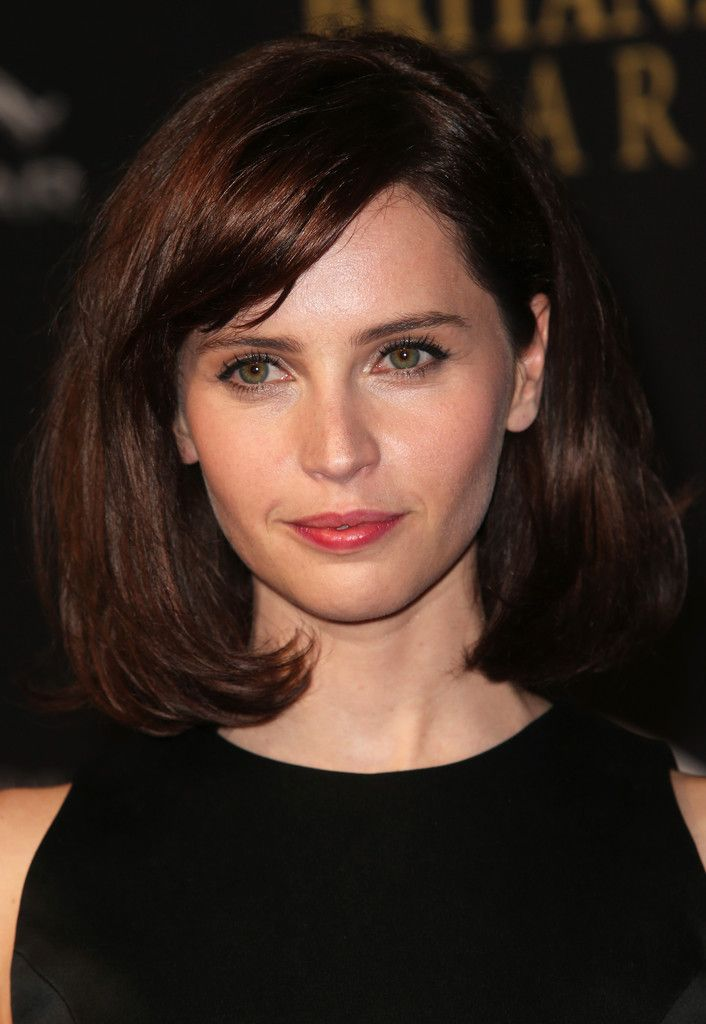 "Academy Award-nominated actress Felicity Jones (""The Theory of Everything,"" ""Star Wars: Rogue One"")"
