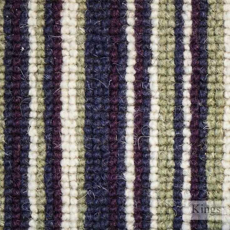 Kingsmead #Carpets Kaleidoscope #Stripedcarpet www.kingsinteriors.co.uk/flooring/striped-carpet