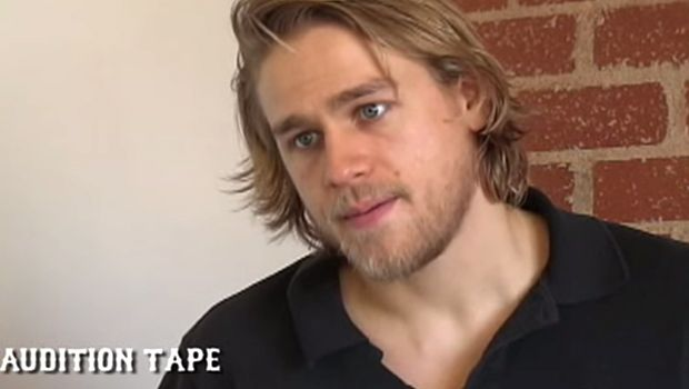 Badboys Deluxe Charlie Hunnam: Sons Of Anarchy Casting Auditions