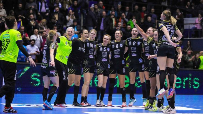 Women's Handball: CSM Bucharest leads main group in EHF Champions League - News in English -    Radio România Actualităţi Online