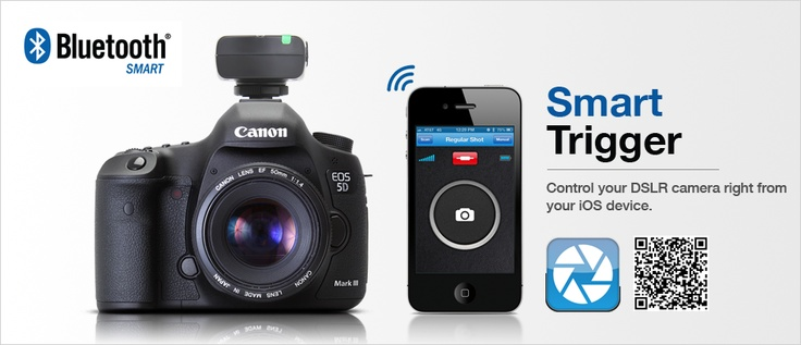 Satechi Releases a Bluetooth Smart Trigger for Canon Cameras