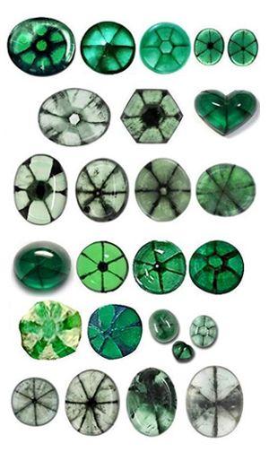 RP: Trapiche Emerald Gemstones - mensjewlery.org
