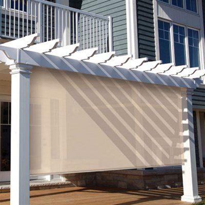exterior roller shades for patio. coolaroo 454333 exterior roller shade shades for patio s