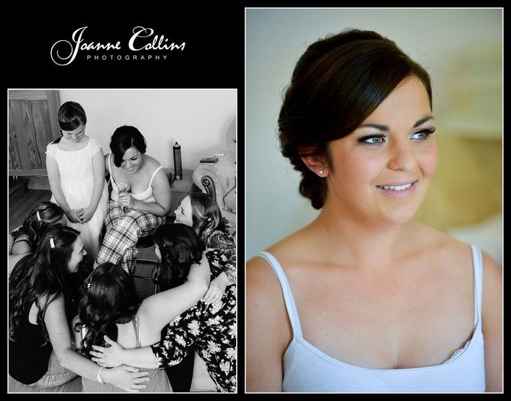 Chilham Castle Estate Wedding Photographer bride prep
