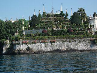 Licencjonowany Pilot Wycieczek do Włoch: Isole Borromee - Wyspy Borromejskie na Jeziorze Ma...
