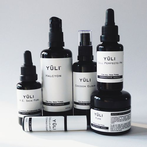 Yuli, la nouvelle marque cosmetique homme new-yorkaise