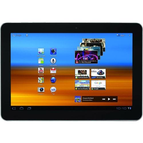"Samsung Galaxy Tab GTP7510-MA16ARB 10.1"" 1GHz 16GB Android 3.1 (Honeycomb) OS Gray Factory Refurbished"