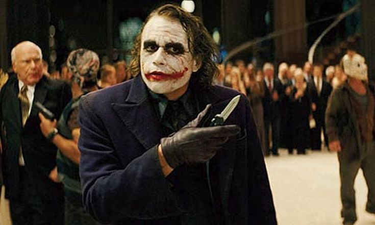 """Top Joker Quotes by Heath Ledger From """"The Dark Night"""""""
