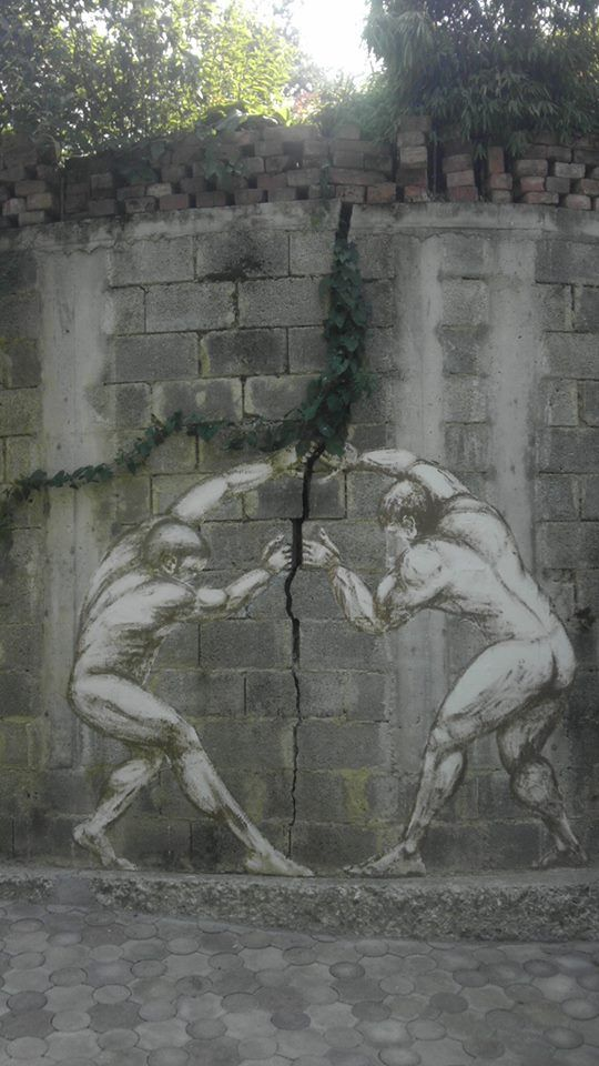 Wall Breakers - #Viral #Street #Art