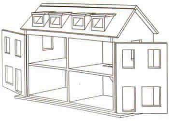 Miraculous Top 25 Ideas About Wooden House Plans On Pinterest Cottage Floor Largest Home Design Picture Inspirations Pitcheantrous