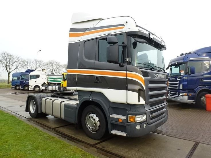 For sale: Used and second hand - Tractor unit SCANIA R420