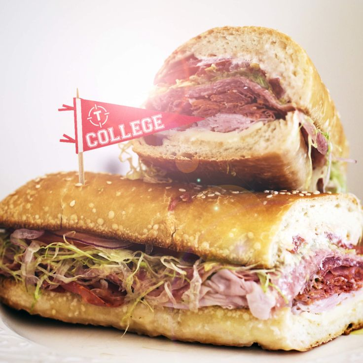 The 33 best college sandwich shops in America, from Thrillist. B-town's own Dagwood's is among the highlighted shops.