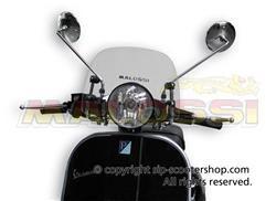 ★Wind Shield MALOSSI, MHR | SIP-Scootershop.com
