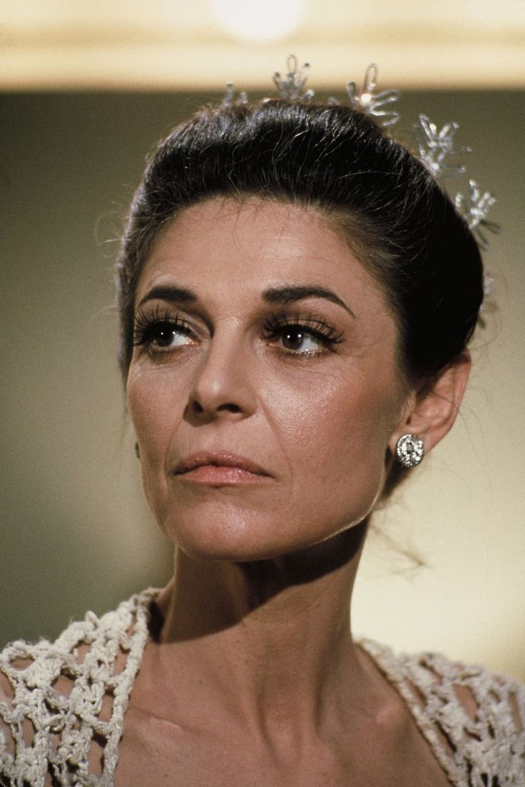 Still of Anne Bancroft in The Turning Point (1977).  She was nominated for an Academy Award & a Golden Globe Award for Best Actress.