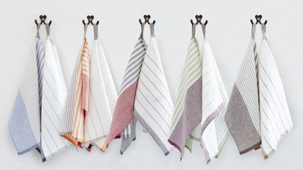 Life-Changing Kitchen Linens - Yahoo Homes