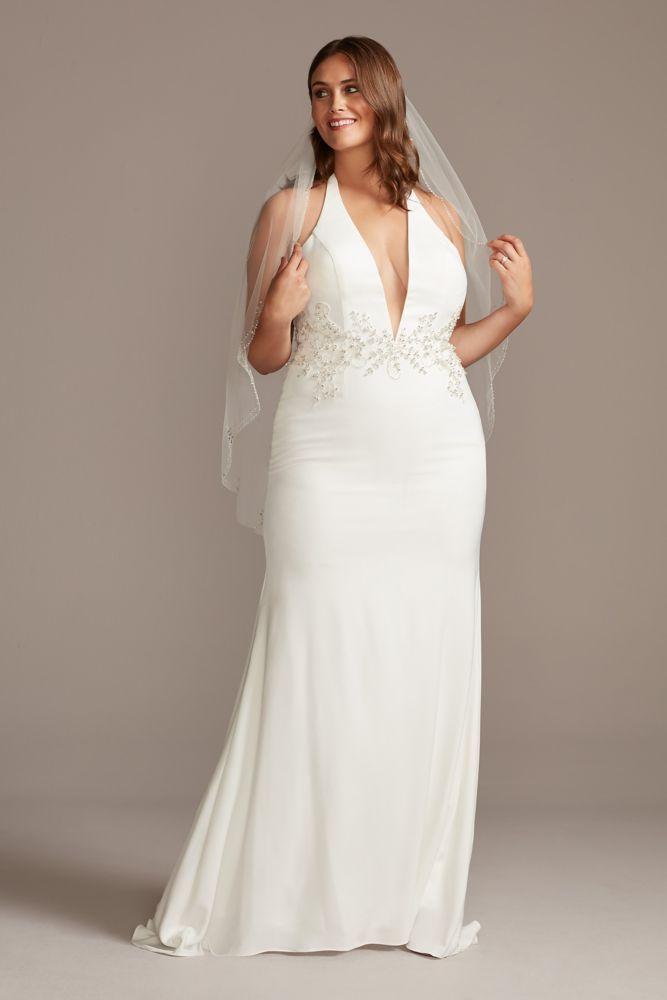 A Line Halter Sleeveless Chiffon Long Beach Wedding Dress With Lace Wd304 Long Beach Wedding Dresses Wedding Dresses A Line Wedding Dress