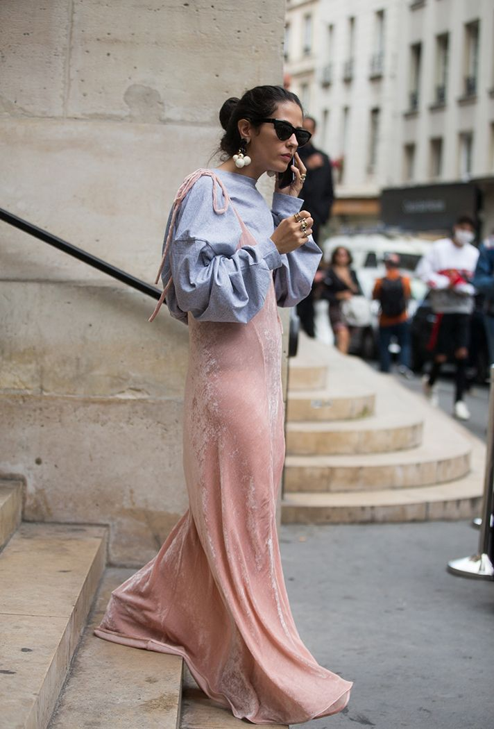The Top Paris Couture Street Style from Fall 2016 | StyleCaster