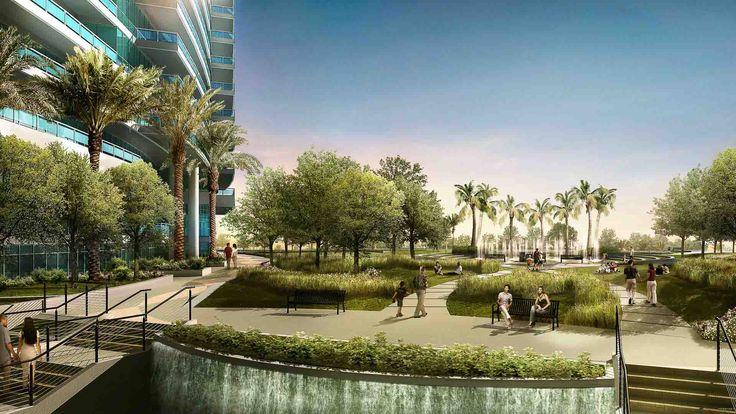 park plaza master plan - Google Search