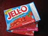 Ever had a really sore throat? Just take half a packet of jello mix and mix it with hot water. And then drink it! It helps the same way tea does and it tastes great!