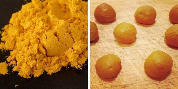 Kuličky z kurkumy – velmi silný přírodní lék na mnoho nemocí