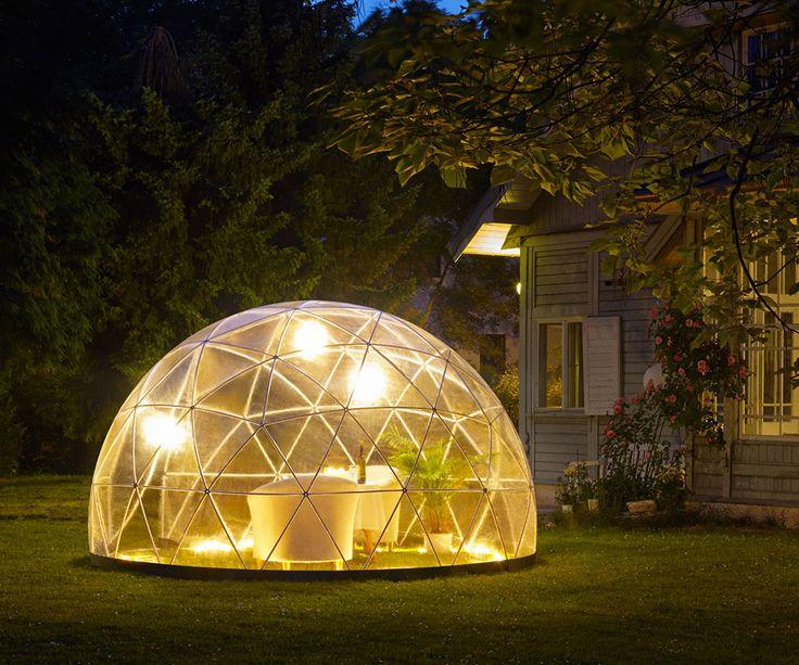 the garden igloo outdoor goodness pinterest garden. Black Bedroom Furniture Sets. Home Design Ideas