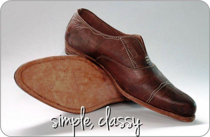 Full #leather (body, inner, sole), full #handmade. Made to Order