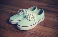 : Running Shoes, Mint Vans, Mint Green Vans, Color, Tiffany Blue, Vans Shoes, Vans Girls, Mint Shoes, Girls Fashion