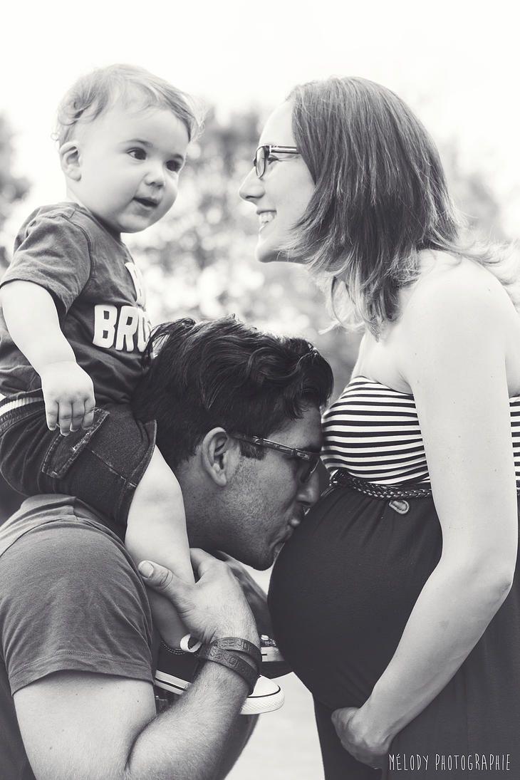 Mélody Photographie | Maternité Audrey 2015