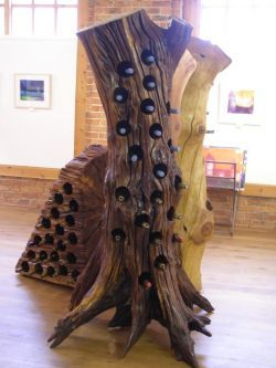 I want this wine rack in my kitchen.