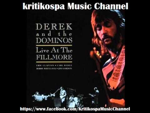 Derek and the Dominos - Blues Power, Live at the Fillmore (1970)