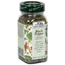 Spice Hunter Course Black Pepper (6x1.9oz)