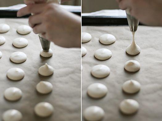How to make macarons | CakeJournal | How to make beautiful cakes, sweet cupcakes…