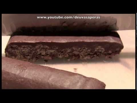 Turrón de Chocolate Casero - Recetas de Navidad