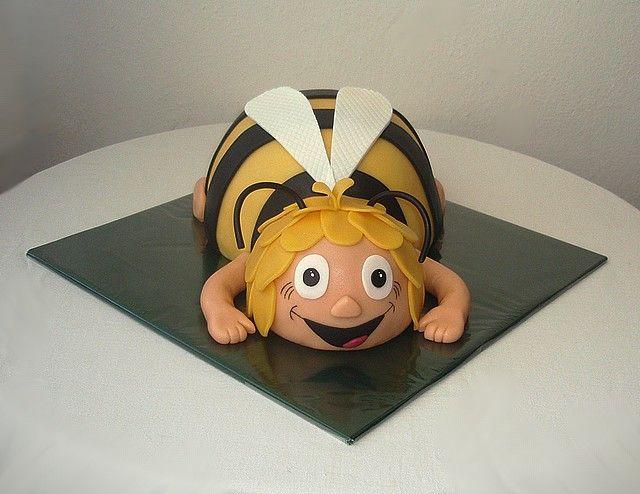 Gateau ruche maya l'abeille